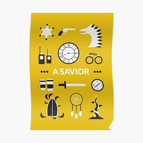 Once Upon A Time - A Savior Poster