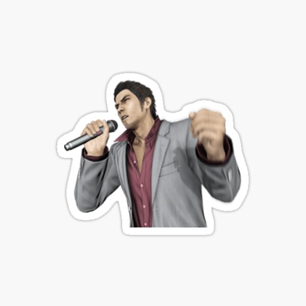 he sing for you Sticker