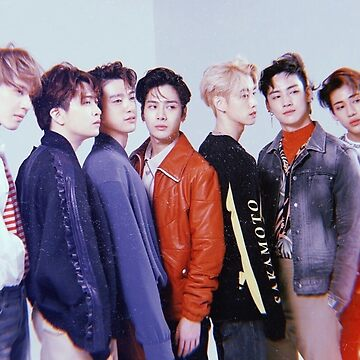 GOT7 Vintage Photograph Style by gotchicken