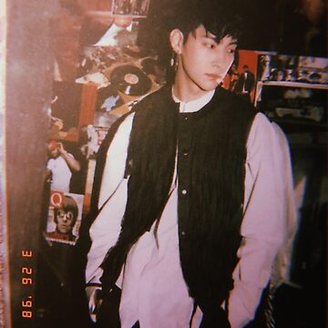 GOT7 JB Vintage Photograph by gotchicken