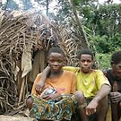 Pygmee Cameroon by Rune Monstad