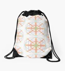 Perfect Symetrical Drawstring Bag