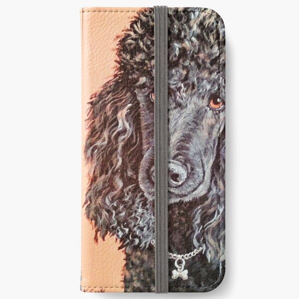 Poodle Love iPhone Wallet