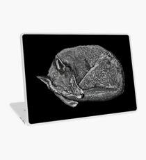 Sleeping Fox Laptop Skin