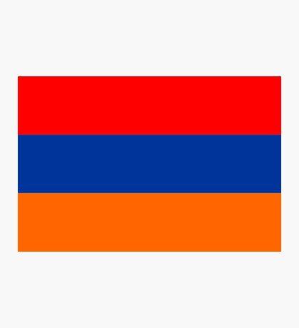 Armenia, national id Photographic Print