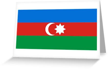 Azerbaijan, national id by AravindTeki