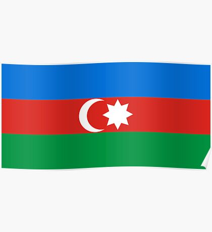 Azerbaijan, national id Poster