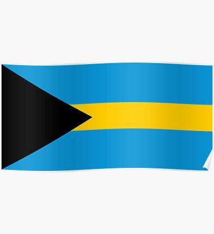 Bahamas, national id Poster