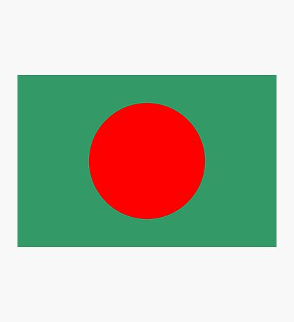 Bangladesh, national id Photographic Print