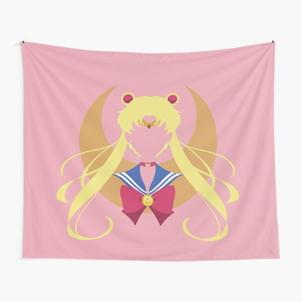 Sailor Moon Tapestry
