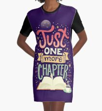 One more chapter Graphic T-Shirt Dress