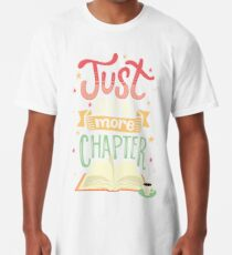 One more chapter Long T-Shirt