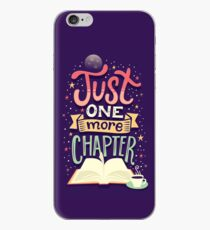 One more chapter iPhone Case