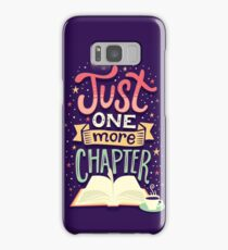 One more chapter Case/Skin for Samsung Galaxy