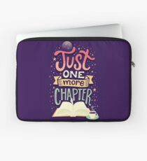 One more chapter Laptop Sleeve