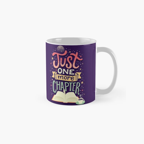One more chapter Classic Mug