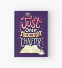 One more chapter Hardcover Journal