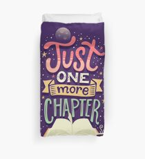 One more chapter Duvet Cover