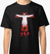 Camiseta clásica EVANGELION X AKIRA (alternativa) - Sad Japanese Aesthetic