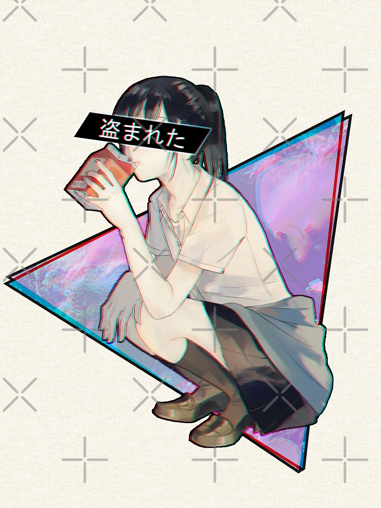 STOLEN - Sad Japanese Aesthetic  by PoserBoy