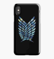 AOT Starry Night iPhone Case