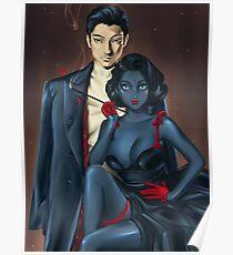 Yakuza. Commission. Poster