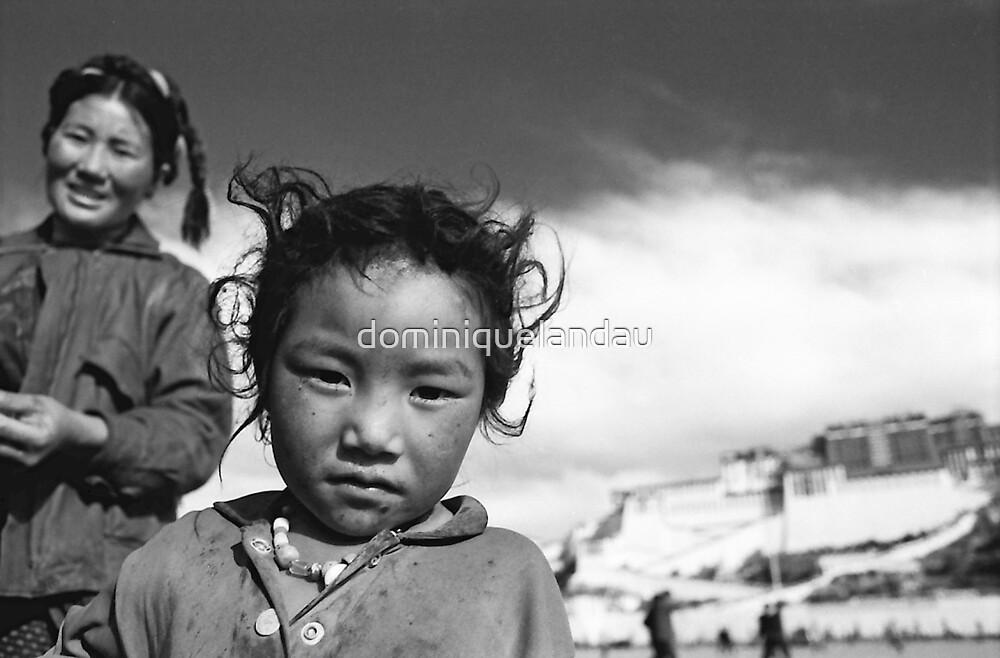 Tibetans by dominiquelandau