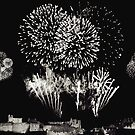 Edinburgh Celebrations 2007 II by Chris Clark