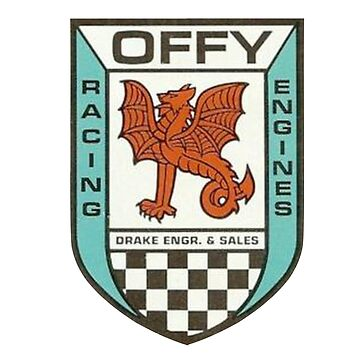 Offenhauser Racing Engines DISTRESSED by JackCinq