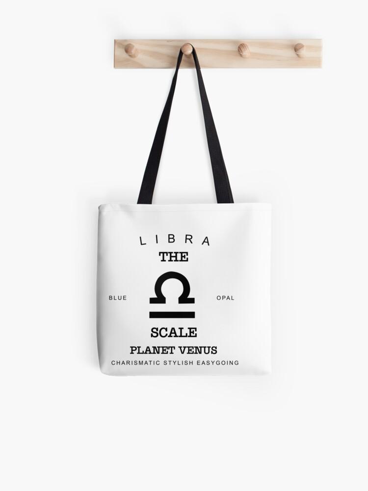 September October Birthday Gifts Born In September October Libra Gift  Zodiac Sign Horoscope   Tote Bag