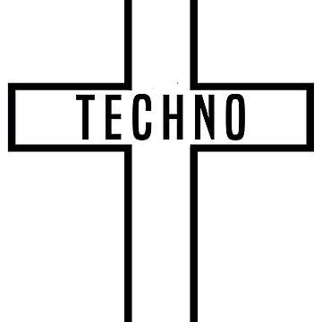 Techno is my life by phskulmshirt
