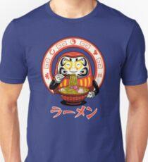 Daruma Zen Ramen T-shirt unisexe