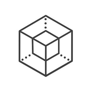 Enigma - Minimalist  by HODLApparels