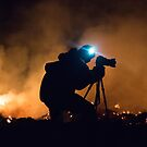 «En el fuego» de M. Fittock