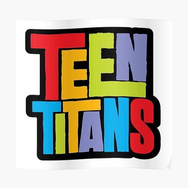 TITANES ADOLESCENTES Póster