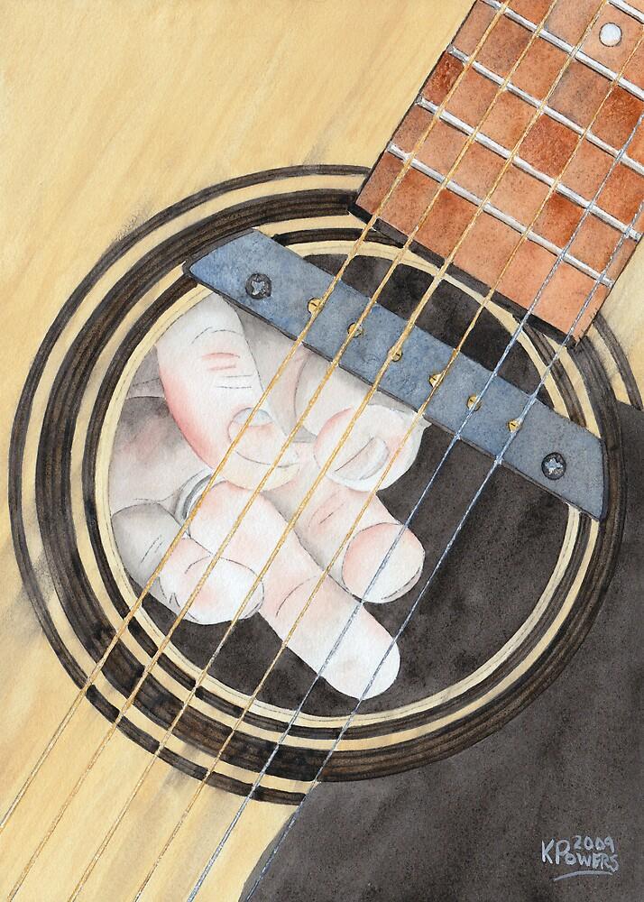 Guitar Possessed by Ken Powers