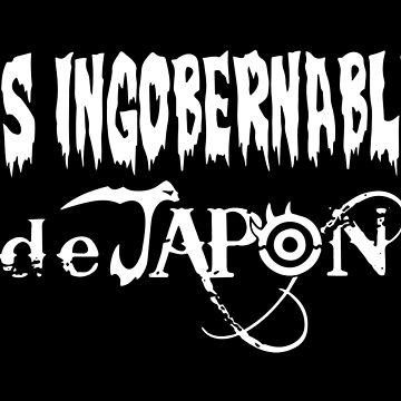 Los Ingobernables de Japon - WV by solnoirstudios