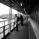 Ferry Ride by Heather Rampino