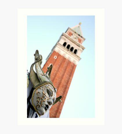 La Serenissima Art Print