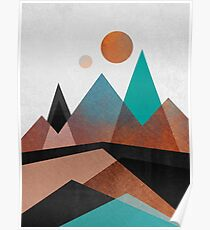 Copper Mountains Poster