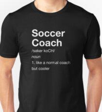 82386b18e9e20 Soccer Coaches T-Shirts | Redbubble
