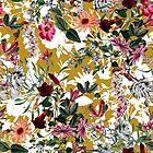Summer Garden II by Burcu Korkmazyurek