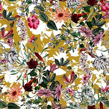 Summer Garden II by burcukyurek