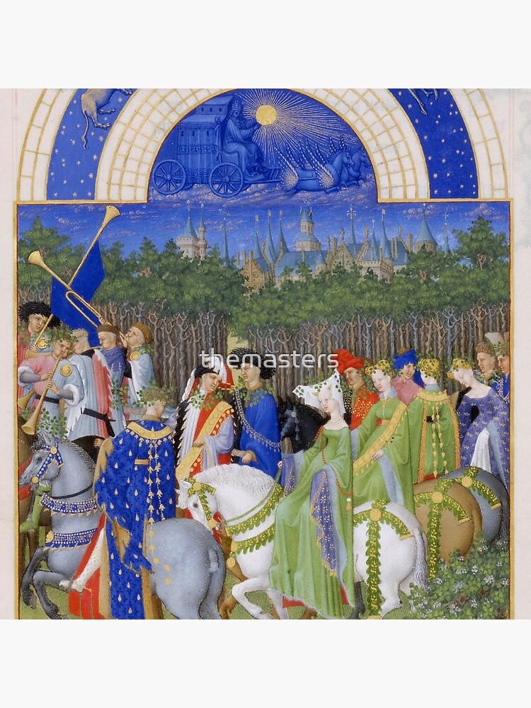 Les Très Riches Heures du duc de Berry 15th Century by Frères de Limbourg by themasters