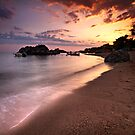 The end of the day. by Kostas Pavlis