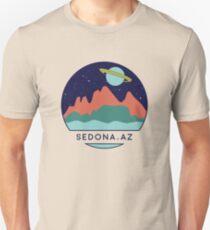 Sedona Arizona Nature Space Unisex T-Shirt