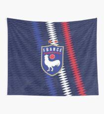 France Football Wall Tapestry
