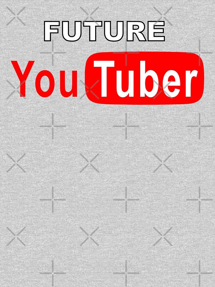 Future YouTuber by rainbowdreamer