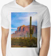 The Southwest Men's V-Neck T-Shirt