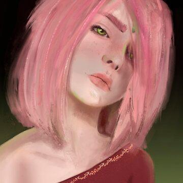 Ms Uchiha by marypotts